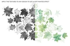 17 Huge Seamless Green Watercolor Textures Product Image 5