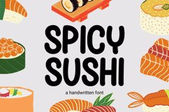 Spicy Sushi Product Image 1