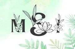 Kafina Monogram Product Image 3