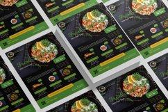 Food Restaurant Flyer Design Product Image 2