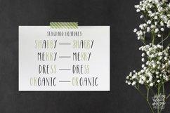 8 Hand Lettered Fonts Bundle, Script Monoline Skinny Sans Product Image 13