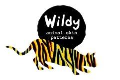 WILDY   animal skin patterns set Product Image 2