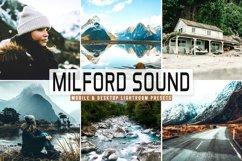 Milford Sound Mobile & Desktop Lightroom Presets Product Image 1