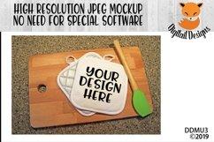 Pot Holder Mock Up Mockup Product Image 1