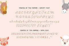 Friends with a Farmers Font Duo Product Image 6