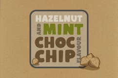 Cobnut - a nutty, bold and fun font Product Image 5