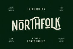 Nothfolk Product Image 1