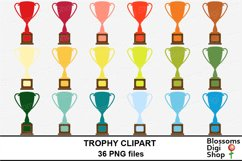 Trophy Clipart Product Image 2