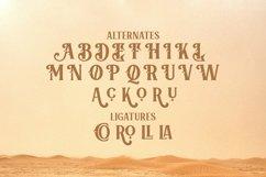 Aquero - Victorian Decorative Font Product Image 2