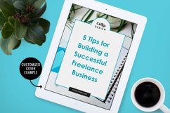 Lead Magnet / Workbook / Email Opt-In / Canva & Indd Product Image 2