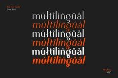Ben Sans Serif Font Family - 18 Fonts Product Image 4