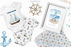 Nautical watercolor collection Product Image 4