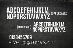 Zembood Typeface Product Image 3