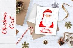 Christmas Card. Quarantine Christmas Card design SVG, PNG Product Image 4