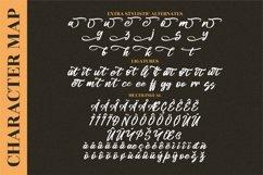 Kalingtone Brilliant - Modern Script Font Product Image 3
