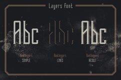 Bootleggers font Product Image 5
