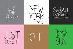 Web Font Sharktooth Typeface Product Image 3