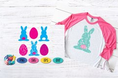 Easter Bundle - A bundle of Easter cut SVG files Product Image 2