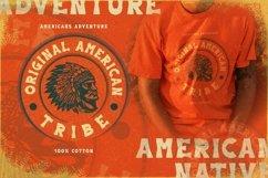 Web Font American Native Font Product Image 6