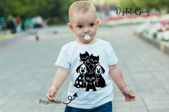 Cats and Dogs design! SVG / PNG / DXF / EPS files Product Image 3