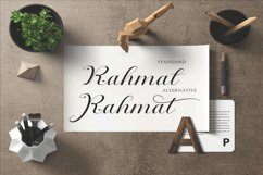 Nantiya font duo Product Image 2