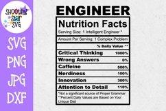 Nutrition Facts SVG Bundle Product Image 4