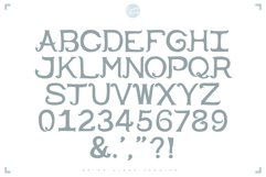 4in1 ERION FONT - Christmas Winter Version Product Image 3