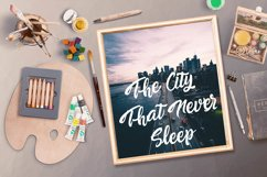newyork script font Product Image 1