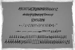 Macbeth Typeface - SVG Font Product Image 4