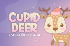 Cupid Deer Product Image 1