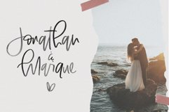 Otherway - A Handwritten SVG Script Font Product Image 6