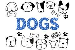 Dog Paw - Pet Font Product Image 1