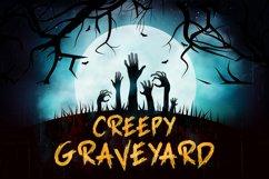 Grim Reaper - Creepy Halloween Font Product Image 2