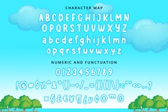 Playkids Display Font Product Image 6