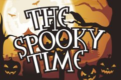 The Spooky Time Product Image 1