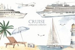 Cruise Watercolor collection Product Image 1