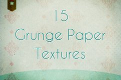 grunge papers texture pack Product Image 1