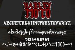 Harley Moto Product Image 4