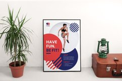 Fitness Trainer Coach Poster Product Image 2