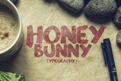 Honey Bunny Script Typeface Product Image 1