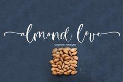 Almond Love Script Font Product Image 1