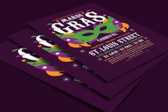 Mardi Gras Flyer Template Product Image 3