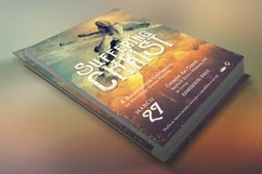 Christ Suffering Flyer Template Product Image 1