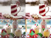 CHRISTMAS Lightroom Presets Bundle for Mobile and Desktop Product Image 8