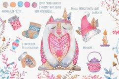 Winter Tonttu Watercolor DIY Pack Product Image 3