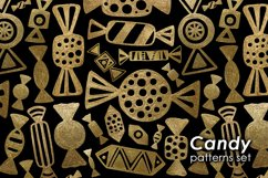 GOLD CANDY patterns set Product Image 1