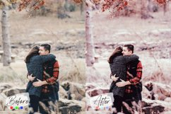 5 Valentine Mood Photoshop Actions, ACR, LUT Presets Product Image 1