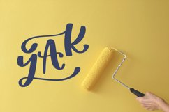 Three Letter Monogram Font Product Image 3