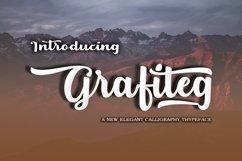 Grafiteg script Product Image 1