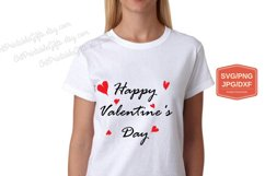 Valentine's Day svg, Heart Clip Art, Printing files Product Image 2